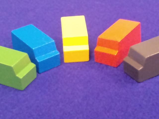 5色セット
